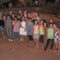 Photos séjour danse voltige et théâtre clown à Faragous du 21 au 27 juillet 2012
