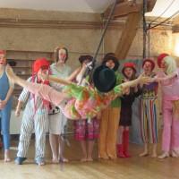Séjour Danse Voltige et Théâtre Clown 2016