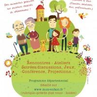 Conférence débat – Semaine de la parentalité
