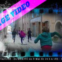 stage vidéo ado